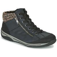 Pantofi Femei Ghete Rieker L5223-00 Albastru
