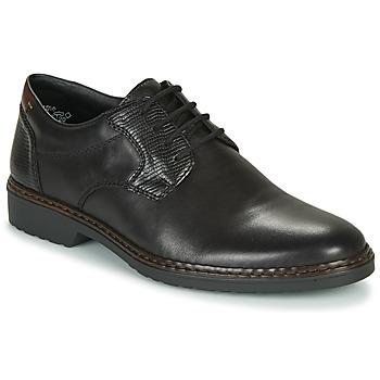 Pantofi Bărbați Pantofi Derby Rieker 16541-02 Negru