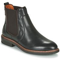 Pantofi Femei Ghete Pikolinos ALDAYA W8J Negru / Maro
