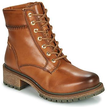 Pantofi Femei Ghete Pikolinos ASPE W9Z Maro
