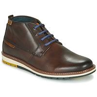 Pantofi Bărbați Ghete Pikolinos BERNA M8J Olive