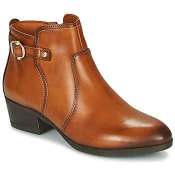 Pantofi Femei Botine Pikolinos DAROCA W1U Maro