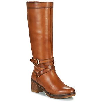Pantofi Femei Cizme casual Pikolinos LLANES W7H Maro