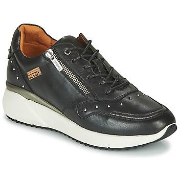 Pantofi Femei Pantofi sport Casual Pikolinos SELLA W6Z Negru