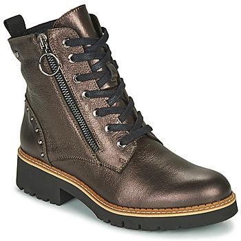 Pantofi Femei Ghete Pikolinos VICAR W0V Argintiu