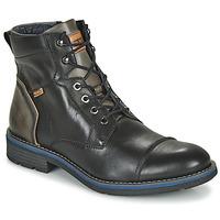 Pantofi Bărbați Ghete Pikolinos YORK M2M Negru