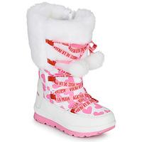 Pantofi Fete Cizme de zapadă Agatha Ruiz de la Prada APRESKI Alb