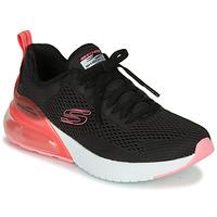 Pantofi Femei Pantofi sport Casual Skechers SKECH-AIR Negru / Roz