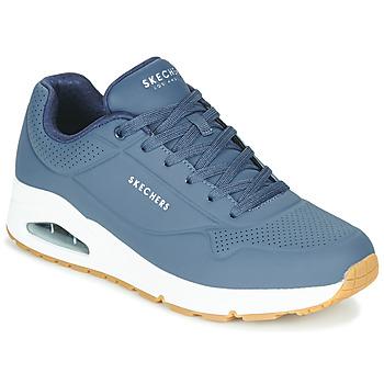 Pantofi Bărbați Pantofi sport Casual Skechers UNO STAND ON AIR Bleumarin