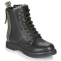 Pantofi Femei Ghete Café Noir JAYTE Negru