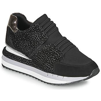 Pantofi Femei Pantofi sport Casual Café Noir JOZIE Negru