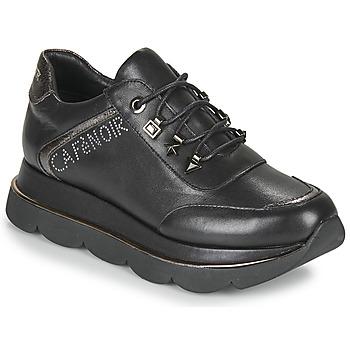 Pantofi Femei Pantofi sport Casual Café Noir JIZELE Negru
