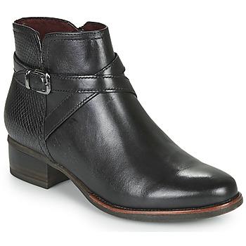 Pantofi Femei Botine Tamaris MARLY Negru