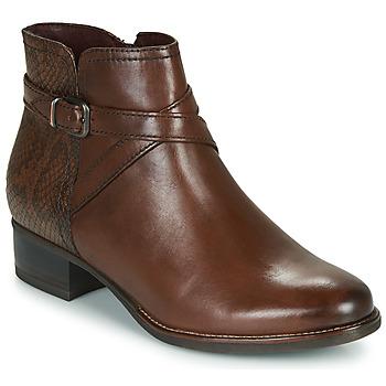 Pantofi Femei Botine Tamaris MARLY Maro