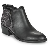 Pantofi Femei Botine Elue par nous HOUP Negru