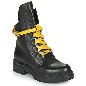 Pantofi Femei Ghete Metamorf'Ose HADASSA Negru