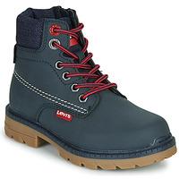 Pantofi Copii Ghete Levi's NEW FORREST Albastru