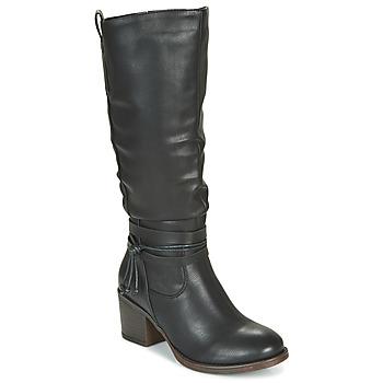 Pantofi Femei Cizme casual Emmshu FILI Negru