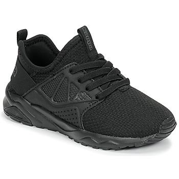 Pantofi Copii Pantofi sport Casual Kappa SAN DIEGO ELASTIC Negru
