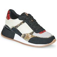 Pantofi Femei Pantofi sport Casual Gioseppo KIROV Negru / Alb