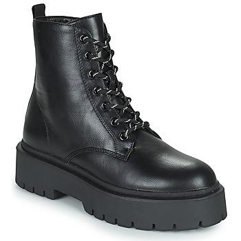 Pantofi Femei Ghete Gioseppo YELABUGA Negru