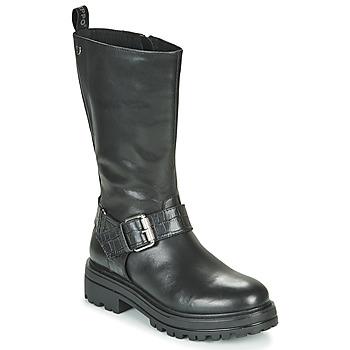 Pantofi Femei Ghete Gioseppo VALLENDAR Negru