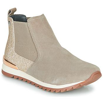 Pantofi Fete Pantofi sport stil gheata Gioseppo LINZ Bej