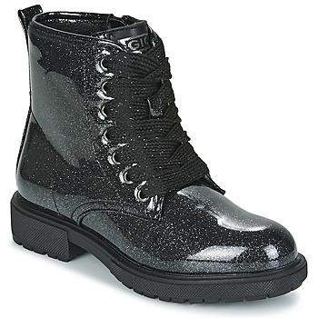 Pantofi Fete Ghete Gioseppo XANTEN Negru