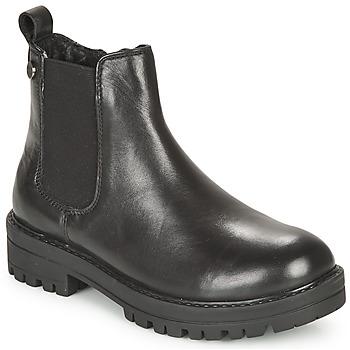 Pantofi Fete Ghete Gioseppo ZEIL Negru