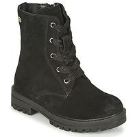 Pantofi Fete Ghete Gioseppo DASSEL Negru
