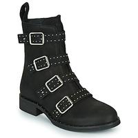 Pantofi Femei Ghete Ikks URBAN RANGERS Negru