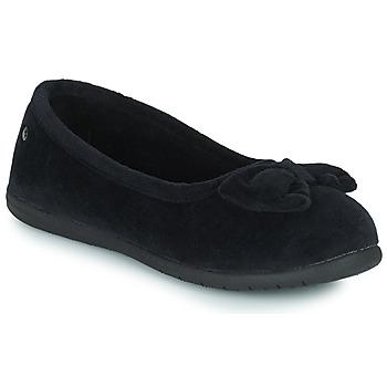 Pantofi Femei Papuci de casă Isotoner 97258 Negru