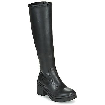 Pantofi Femei Cizme casual Musse & Cloud KAILA Negru