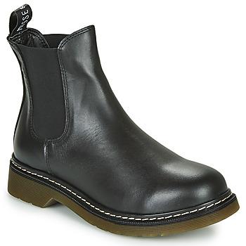 Pantofi Femei Ghete Musse & Cloud FLIKA Negru