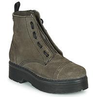 Pantofi Femei Ghete Musse & Cloud ERICA Gri