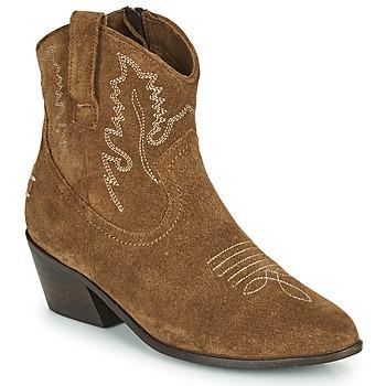 Pantofi Femei Botine Musse & Cloud DORISA Maro