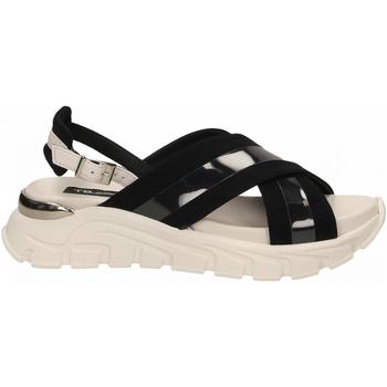 Pantofi Femei Sandale  Tosca Blu PONZA c88-bianco-nero