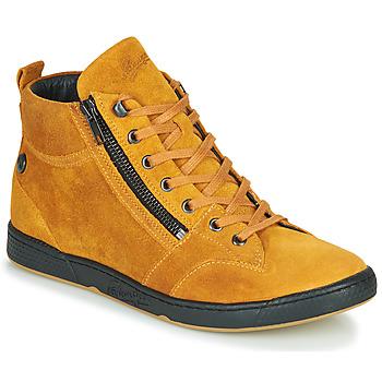 Pantofi Femei Pantofi sport stil gheata Pataugas JULIA/CR F4F Ocru