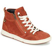 Pantofi Femei Pantofi sport stil gheata Pataugas JULIA/CR F4F Cărămiziu