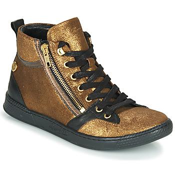 Pantofi Femei Pantofi sport stil gheata Pataugas JULIA/CR F4F Mordore