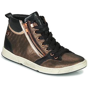 Pantofi Femei Pantofi sport stil gheata Pataugas JULIA/MIX F4F Roz / Gold / Negru