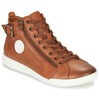 Pantofi Femei Pantofi sport stil gheata Pataugas PALME/N F4D Coniac