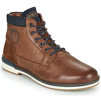 Pantofi Bărbați Ghete Redskins ACCRO Maro