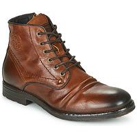 Pantofi Bărbați Ghete Redskins BAMBOU Maro