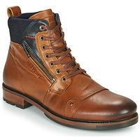 Pantofi Bărbați Ghete Redskins HAMAM Maro