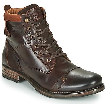 Pantofi Bărbați Ghete Redskins YANI Maro