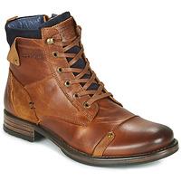 Pantofi Bărbați Ghete Redskins YANI Coniac