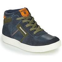 Pantofi Băieți Pantofi sport stil gheata Redskins LAVAL KID Albastru / Kaki