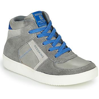 Pantofi Băieți Pantofi sport stil gheata Redskins LAVAL KID Gri / Albastru