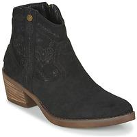 Pantofi Femei Botine Refresh 72472 Negru